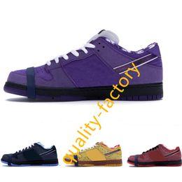 timeless design a66c8 c3296 Mizuno Scarpe Running Brand New 1 Low Concepts Yellow Lobster Scarpe Da  Basket SB Dunk Blu Rosso Viola Lobster Designer Shoes Uomo Donna Sport  Sneakers ...