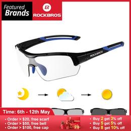 9f4e865e58 ROCKBROS Gafas de sol de ciclismo fotocromático Gafas Gafas UV400 Gafas de  bicicleta de carretera mtb polarizadas Mujeres Hombres Deportes al aire  libre # ...