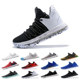 df81963a4ac3 Free Shipping Zoom KD 10 Mens Basketball Shoes Be True BHM celebration All  1 Star Multi color Igloo Oreo Designer Trainers Sports Sneakers