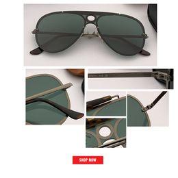 $enCountryForm.capitalKeyWord Australia - 2019 Pilot mirror blaze Sunglasses Men Women Metal Frame flash pink aviation Driving Sun Glasses Male Retro 3581N designer uv400 Sunglasses