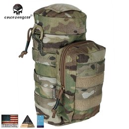 $enCountryForm.capitalKeyWord NZ - Emersongear Molle Multiple Utility Bag Airsoft Paintball Equipment Tactical Bag EM9275 Black Multicam AOR2 Khaki Coyote Brown #214337