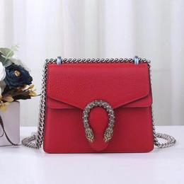 $enCountryForm.capitalKeyWord NZ - Designer Handbags high quality Luxury Handbags Famous Brands handbag women bags Real Original Cowhide Genuine Leather chain Shoulder Bags b1