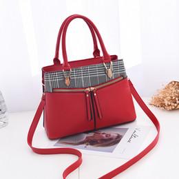 $enCountryForm.capitalKeyWord Australia - 2018 red bag female new bride handbag wedding bag Korean version of the wild shoulder bag crossbody.