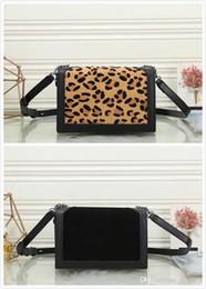 $enCountryForm.capitalKeyWord Australia - Leopard Print Shoulder Messenger Bags Women PU Leather Sling Crossbody Bag Bolsa Feminina