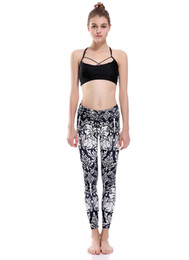 $enCountryForm.capitalKeyWord UK - Wholesale- New LOVE SPARK Vintage Floral Women Fitness Sport Leggings High Quality Digital Print Girls Bodybuilding Pants K4139