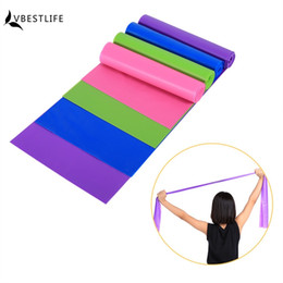 Gym rope pullinG online shopping - Natural Fitness Resistance Bands Rubber Stretching Belt Pull up Strap Gym Body Exercise Band Elastic Yoga Rope