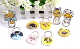 cell phone decoration accessories Australia - Ring buckle mobile phone bracket acrylic cartoon animation lazy bracket DIY decoration accessories Cell Phone Mounts & Holders 34 Style