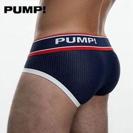 Discount new mens pouch - 2019 New ropa interior hombre Sexy Underwear Briefs Men Mesh Underpants Cueca U Pouch Male Panties Mens briefs Gay Under