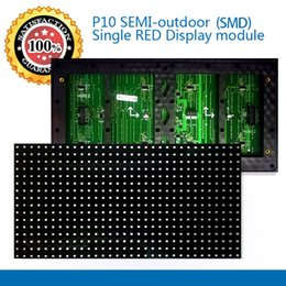 $enCountryForm.capitalKeyWord Australia - LED P10 SEMI-outdoor Single RED Display module NEW(SMD)