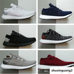 $enCountryForm.capitalKeyWord Australia - 2018 New Fashion Pure Ultra Boost Go Iii 3 Running For Men And Women Stretch Fabric Bird S Nest Designer Brand Shoes Casual Sneakers