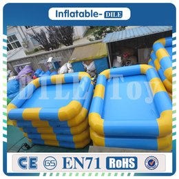 $enCountryForm.capitalKeyWord Australia - Factory Price Outdoor Funny Entertainment Kid and Adult Large Inflatable Swimming Pool for Sale with Free Pump
