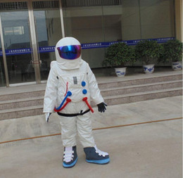 Costume Backpack Australia - hot sale new High Quality Space suit mascot costume Astronaut mascot costume with Backpack