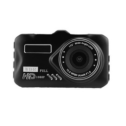 "mini sensor camera recorded UK - 3"" car DVR recorder mini dash camera vehicle windshield cam full HD 1080P 170° wide view angle G-sensor loop recoding parking monitor"