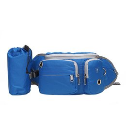 Chinese  Portable Dog Training Treat Bags Puppy Snack Reward Waist Bag Dog Walking Snack Pouch Detachable Pet Feed Pocket Pouch manufacturers