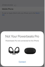 Hooked HeadpHones online shopping - NEW W1 CHIP Power pro Earbuds wireless Bluetooth v5 pop up SIRI earphone headphones headphone earphones with LOGO NOT TWS PK I12 I10