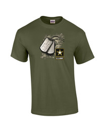 b3fd818417 Military T-Shirt Proud U.S Army Sister Funny free shipping Unisex Casual  Tshirt top