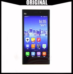 "Gps 2gb NZ - Original Xiaomi Mi3 Qualcomm Quad Core 2GB RAM 16GB ROM 5"" Miui V5 1080p 13mp Camera GPS 3G WCDMA Xiaomi Phone"