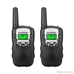 $enCountryForm.capitalKeyWord NZ - 2Pcs BF T3 Walkie Talkie Interphones Portable Transceivers European Frequency