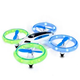 base c Canada - 8011 Fixed high four-axis aircraft cool lighting anti-dropping model remote control drone children's toys