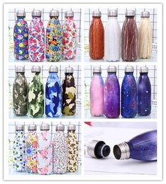 $enCountryForm.capitalKeyWord NZ - Stainless Steel Water Bottles Unicorn Unicornio With Lid Cola Shaped Emoji Cup Non Slip Office Hot Sale