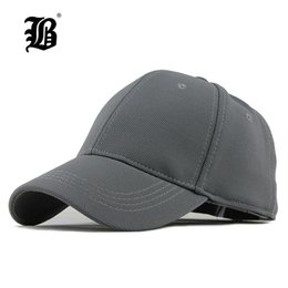 6f474acedab  FLB  High Quality Baseball Cap Men Snapback Hats Caps Men Fitted Closed  Full Cap Women Gorras Bone Trucker Hat Casquette F304