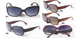 Glasses Protection Yellow Australia - New fashion women sunglasses 27699 explosion trend glasses UV400 Protection sunglasses for Women Nice Face Brand Big Frame Sun Glass