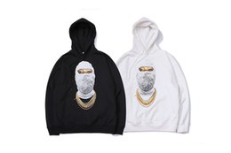 $enCountryForm.capitalKeyWord UK - 2018 Best Quality Strange Things Pearl Mask Printed Women Men Hoodies Sweatshirts Hiphop Streetwear Men Hoodie Pullover