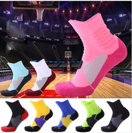 $enCountryForm.capitalKeyWord NZ - Elite basketball socks for men and women Thickening Towel Bottom and Anti-Friction Pipe Socks