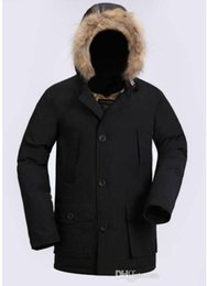 $enCountryForm.capitalKeyWord Australia - HOT Latest Fashion Woolrich Brand Men's Arctic Anorak Down jackets Man Winter goose down jacket 90% Outdoor Thick Parka Coat warm outwear