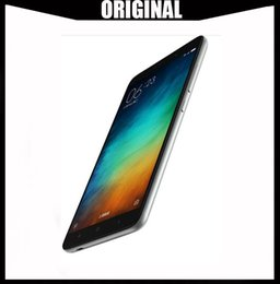 $enCountryForm.capitalKeyWord Australia - wholesale unlock phone Original xiaomi redmi note 3 pro Fingerprint Scanner Octa Core MTK6795 3GB 32GB 5.5 inch unlocked