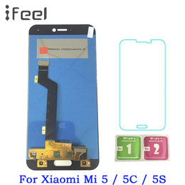 $enCountryForm.capitalKeyWord UK - For Xiaomi Mi 5 5C 5S LCD Display Touch Screen Digitizer Panel Assembly Replacement For Xiaomi mi5 mi5c mi5s LCD