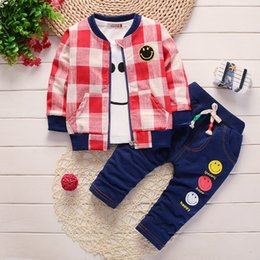 $enCountryForm.capitalKeyWord Australia - good quality spring baby boys clothing sets gentleman suits party clothes 3 pcs outerwear outfits tracksuits clothes for baby boys