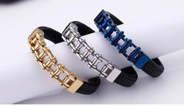 Bicycle heart online shopping - Personality bicycle bracelet