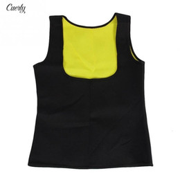 fat woman breast Australia - Hot New Selling Fashion Women Breast Care Body Abdomen Fat Burning Fitness Solid Vest Stretch Shapewear Drop Shipping