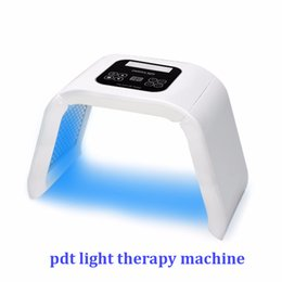 Light Treatments For Skin Australia - pdt light therapy benefits For Skin Rejuvenation Acne Remover skin tightening Treatment 7 colors ce cetificate 2019