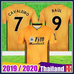 $enCountryForm.capitalKeyWord Australia - New Arrived 2019 2020 Wolves NEVES RAUL Home Soccer Jersey 19 20 Wolverhampton Kit DIOGO J. maillots de foot Thailand Football shirts