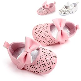 Walkers For Toddlers Australia - Toddler Baby Girl Soft Princess Shoes Infant First Walkers Casual Walking Shoes New Born Baby Shoes For Girls
