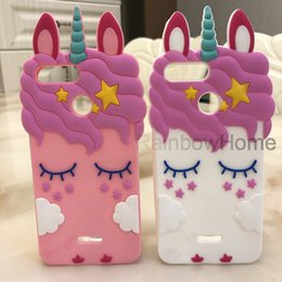 case cartoon silicone iphone galaxy NZ - 3D Cartoon Eyelash unicorn horse Cat phone case Soft Silicone Rubber Cover For iPhone XR XS Max X 8 7 Samsung S9 S10 Plus