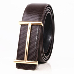 Free Gifts Australia - 2019 brand men leather belts high quality 7colors desgner luxury belts size 105-125cm for free shipping give a pair of socks for gift