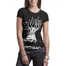 Tee Tree Australia - Radiohead TREE new albums songs white t shirt,shirts,t shirts,tee shirts shirt design cool t designer friends athletic t shirt