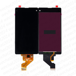 $enCountryForm.capitalKeyWord Australia - LCD Display Touch Screen Digitizer Assembly Replacement Parts for Sony Z1 Compact Z1 Mini D5503 M51W free DHL