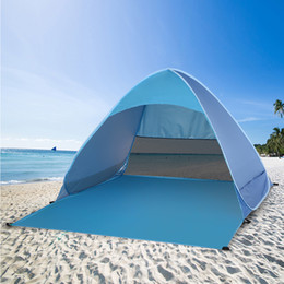 carbon tent Australia - Lixada Automatic Instant Pop Up Beach Tent Lightweight Outdoor UV Protection Camping Fishing Tent Cabana Sun Shelter