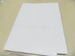 $enCountryForm.capitalKeyWord UK - Wholesale-40 2016 sheets A4 blank waterproof matte white vinyl label for inkjet printer NEW SPECIAL MATERIAL