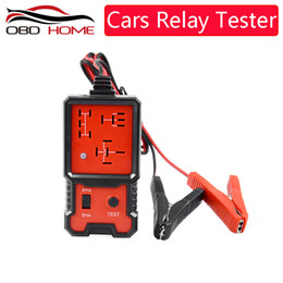 car diagnostic tools universal 2019 - Universal New 12V Cars Relay Tester Relay Testing Tool Auto Battery Checker Accurate Diagnostic Tool Portable Automotive