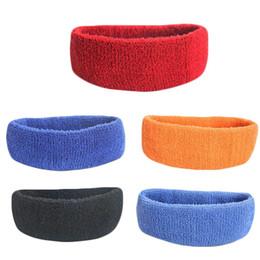 $enCountryForm.capitalKeyWord UK - Sports Towel Absorbent Sport Elastic Sweat Headband Sweatband For Men and women Yoga Hair Bands Head Sweat HairBands #576012