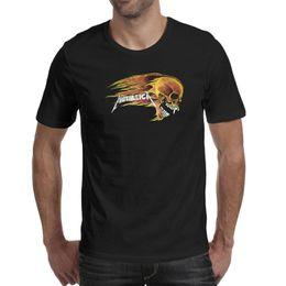 $enCountryForm.capitalKeyWord UK - Mens t-shirt Metallica Band shirt Cotton Casual Fashion Shirt