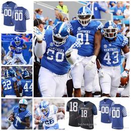 KentucKy football online shopping - NCAA Kentucky Wildcats UK Benny Snell Jr Randall Cobb George Blanda Dermontti Dawson Jeff Van Note Art Still Jersey