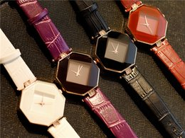 $enCountryForm.capitalKeyWord NZ - 5 Colors 2019 Top Fashion Designer Watches Womens Luxury Watch Rhombic Lens Wristwatches Women 40mm Fashionable Quartz Watch