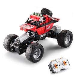 $enCountryForm.capitalKeyWord Canada - CADA Technic RC Race Car Electric Power Function Ultimate All Terrain RC Car Toy Fit Legoed Off-Road Trucks Building Blocks