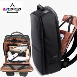 $enCountryForm.capitalKeyWord NZ - Bopai Brand Men Laptop Backpack Usb External Charge Computer Shoulders Anti-theft Backpack 15 Inch Waterproof Laptop Backpack Y19061102
